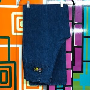 Vintage Ben Davis Gorilla Cut Wide Leg Jeans